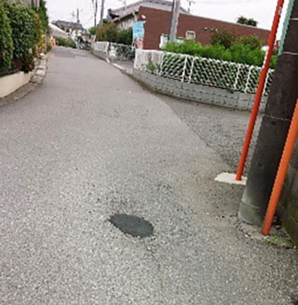 道路補修(金杉3-1)