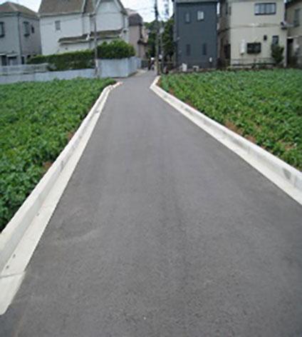 道路整備(中野木1-16)